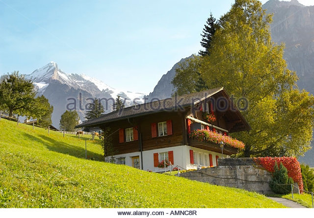 Swiss House Stock Photos Swiss House Stock Images Alamy