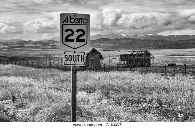 Alberta Highway 22