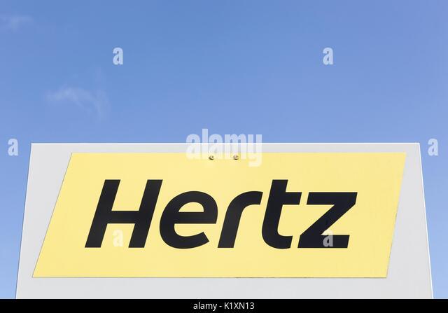 Hertz Car Hire Billund Airport