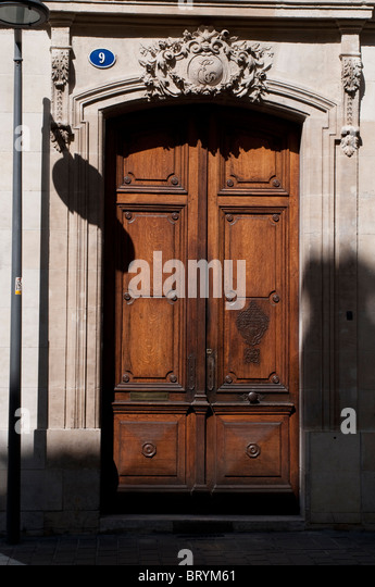 18Th Century House door 18th century house stock photos & door 18th century house