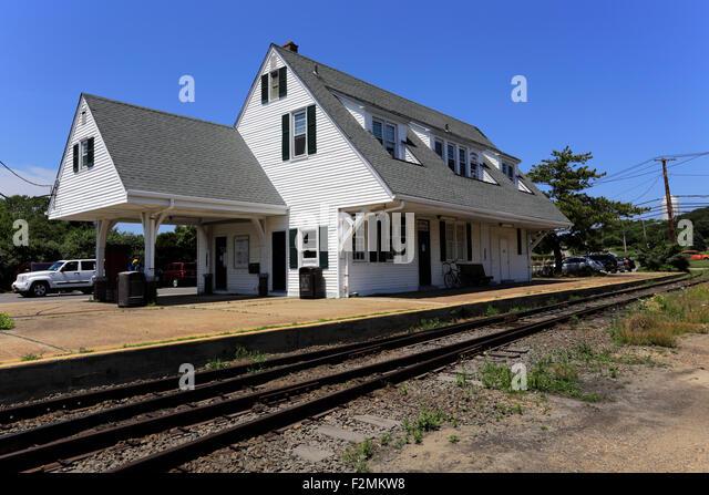 Long Island Railroad Station Hicksville Ny