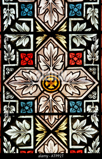 Stained Glass Window Antique Stock Photos Stained Glass