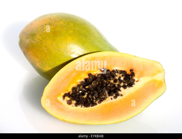 carica papaya stock photos carica papaya stock images alamy. Black Bedroom Furniture Sets. Home Design Ideas