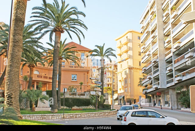 Moneghetti stock photos moneghetti stock images alamy for Boulevard du jardin exotique