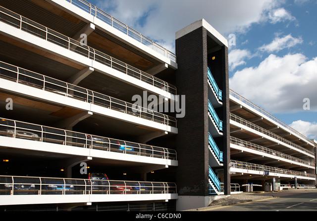 Great Northern Multi Storey Car Parking