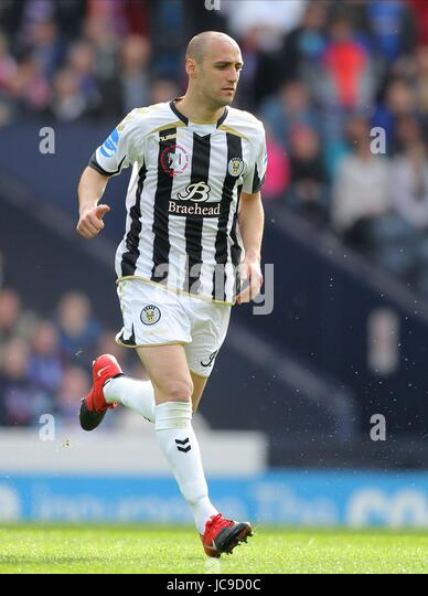 Image result for st mirren league cup final 2010 billy mehmet