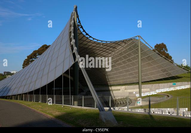 Sidney Myer Music Bowl, Melbourne   Stock Image