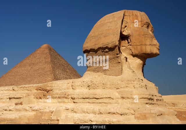Khufu statue stock photos images alamy