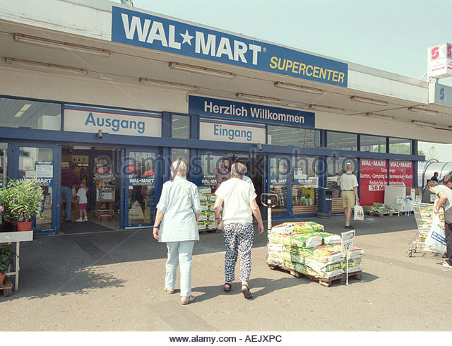 wal mart german misadventures Marty's misadventures at the very least, it makes for a good story  rumor has it that tomorrow's lunch stop in pocomoke city has a super walmart where we surely .