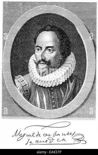 Miguel de Cervantes | Spanish writer | Britannica.com