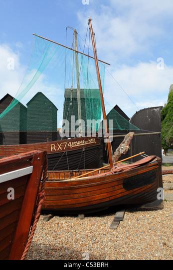 Whitstable Fisherman's Huts