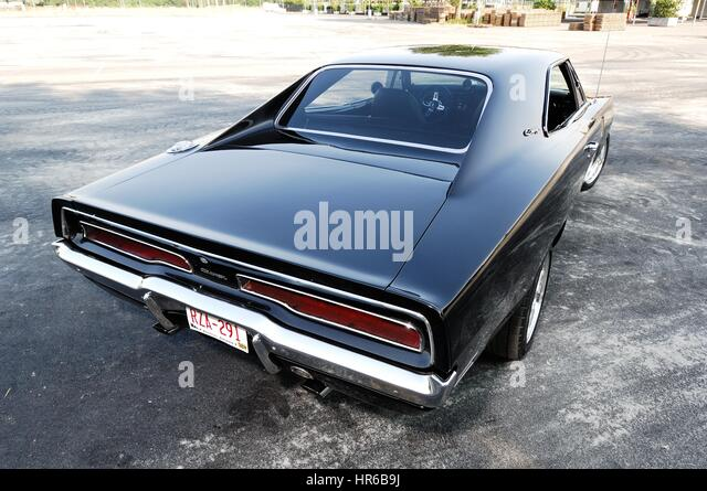 Dodge Charger 1970 Muscle Car Classic Cars American With Air Intake