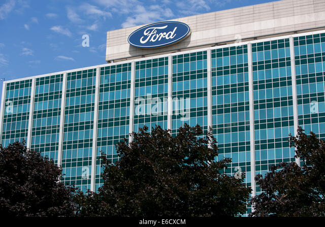 Ford motor company stock photos ford motor company stock for Ford motor company in dearborn michigan