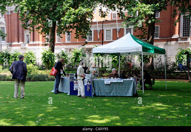 Stunning Open Squares Weekend Stock Photos  Open Squares Weekend Stock  With Foxy Stall People And Gazebo Tavistock Square During Open Squares And Gardens  Weekend Bloomsbury London England Uk With Charming Roof Top Garden Also Wooden Garden Store In Addition B And M Gardening And Small Concrete Garden Benches As Well As Wooden Roller Coaster Busch Gardens Additionally Flower  Garden Show From Alamycom With   Foxy Open Squares Weekend Stock Photos  Open Squares Weekend Stock  With Charming Stall People And Gazebo Tavistock Square During Open Squares And Gardens  Weekend Bloomsbury London England Uk And Stunning Roof Top Garden Also Wooden Garden Store In Addition B And M Gardening From Alamycom