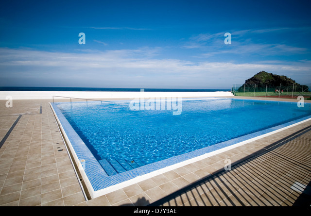 Swimming Pool Opening Service : Swimmingpool stock photos images alamy