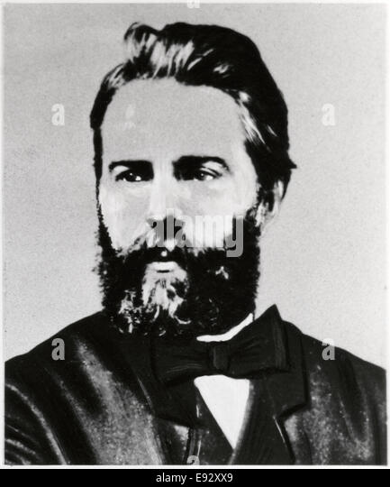 a biography of american novelist herman melville Nathaniel hawthorne (/ ˈ h ɔː θ ɔːr n / né hathorne july 4, 1804 – may 19, 1864) was an american novelist, dark romantic, and short story writer.