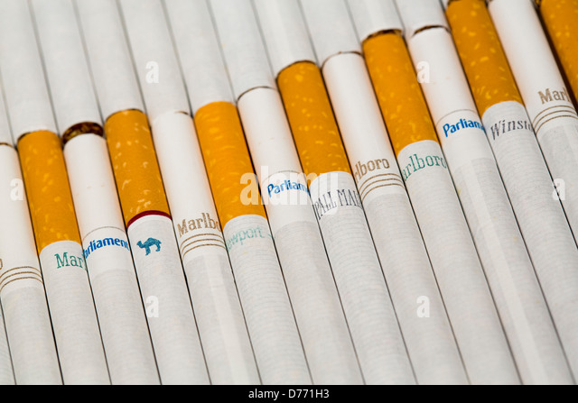 How many Marlboro cigarettes are there
