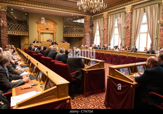 Juncker stock photos juncker stock images alamy for Chambre de deputes luxembourg