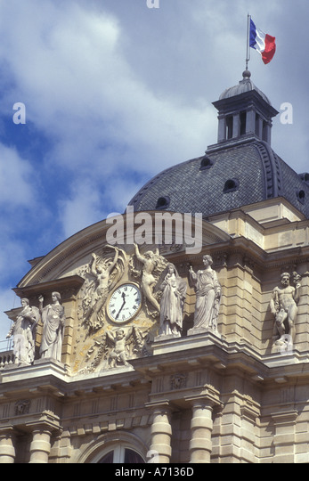 At the palais luxembourg stock photos at the palais for Caa luxembourg