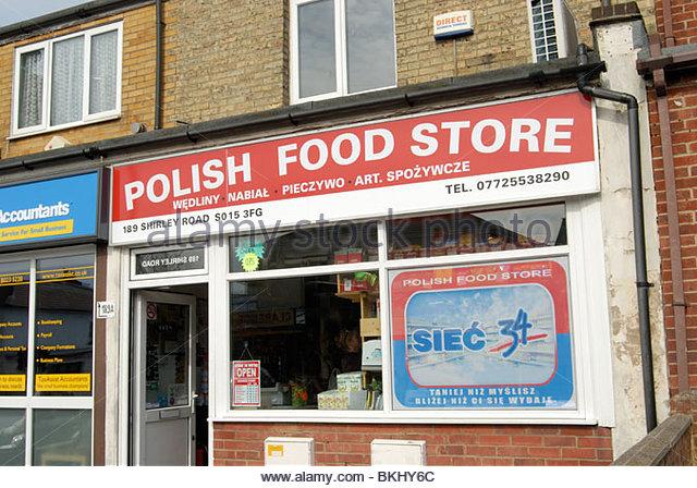 Polish Food Store Cambridge
