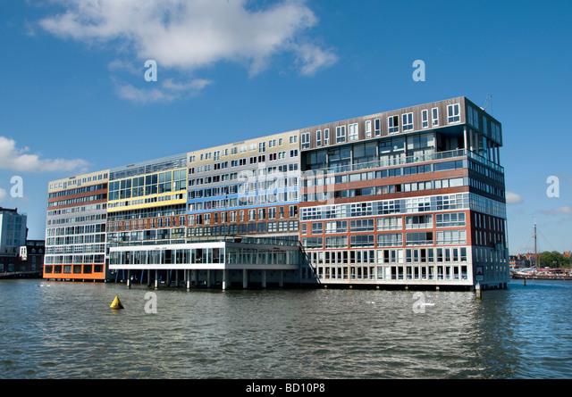 Modern Architecture Netherlands amsterdam netherlands architecture apartments on stock photos