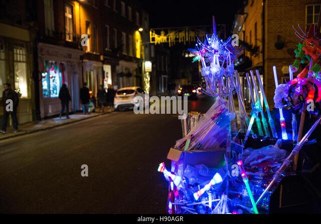 eton christmas lights switch on 2018