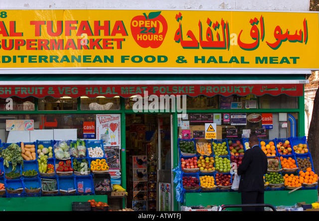 Afro Caribbean Food Store Leicester
