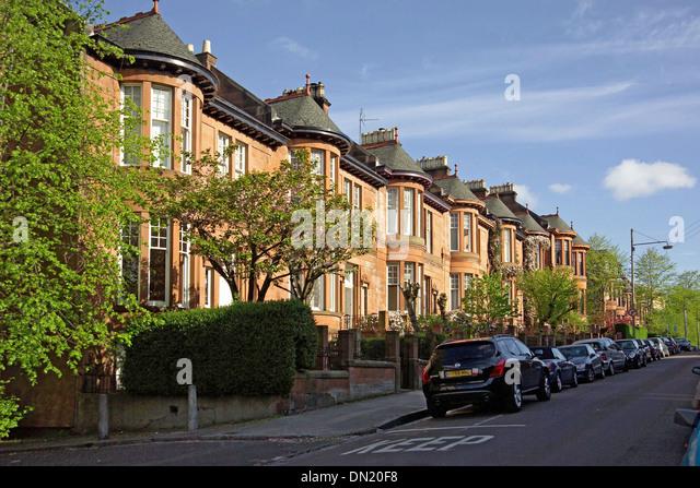 Glasgow Property West End
