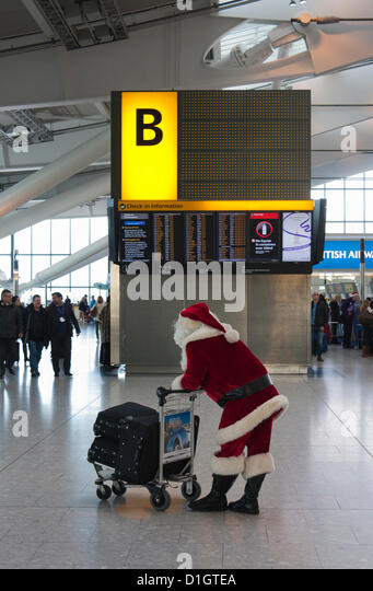 Airport At Christmas Stock Photos Airport At Christmas Stock - The 6 busiest north american airports at christmas