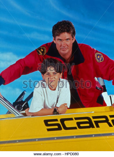 Baywatch Tv David Hasselhoff Stock Photos & Baywatch Tv ...