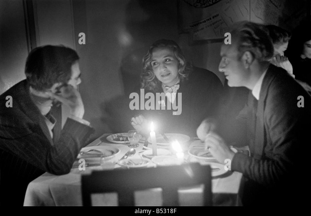 Name a french restaurant during the 1940's?