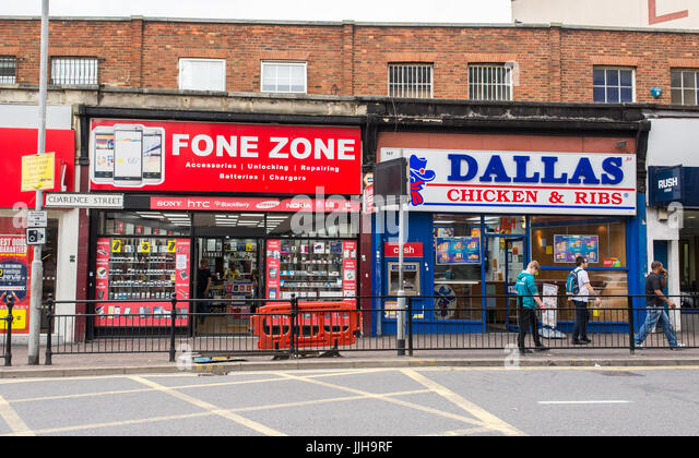 Chicken shop uk stock photos chicken shop uk stock for Furniture zone thames