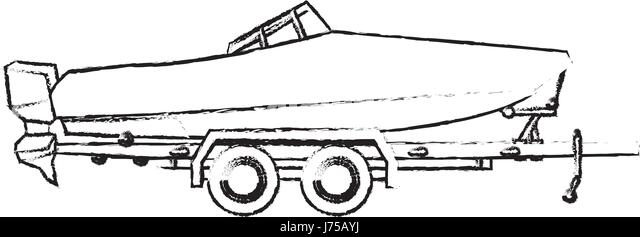 cattle trailer coloring pages - photo#12