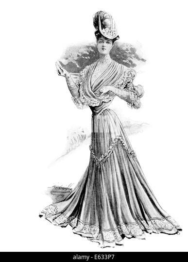 1900s fashion stock photos amp 1900s fashion stock images alamy