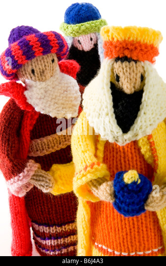 Knitting Patterns Christmas Figures : Knitted Nativity Nativity Stock Photos & Knitted Nativity Nativity Stock ...
