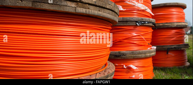 cable drums stock photos cable drums stock images alamy. Black Bedroom Furniture Sets. Home Design Ideas