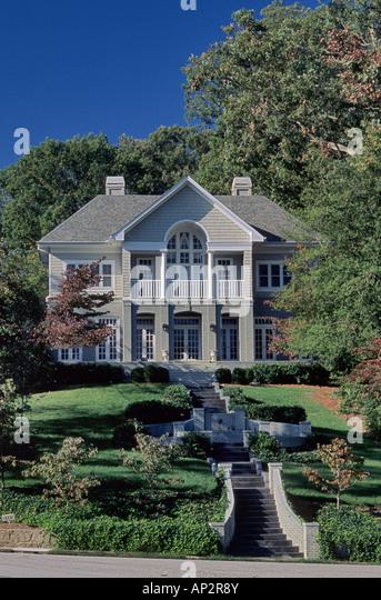 House In Ansley Park Area Atlanta Georgia USA