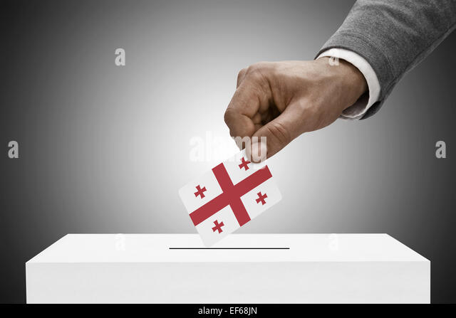 Georgia National Flag Government Freedom Stock Photos  Georgia
