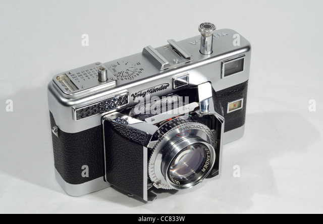 35mm camera with manual controls