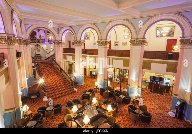 The Grand Hotel Scarborough Turret Rooms