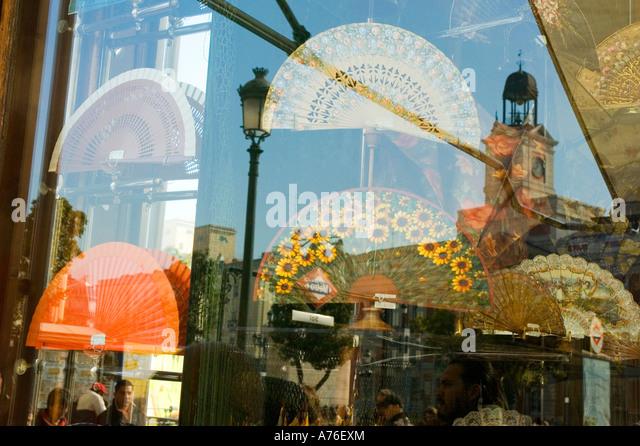 Abanico stock photos abanico stock images alamy for Casa de correos madrid