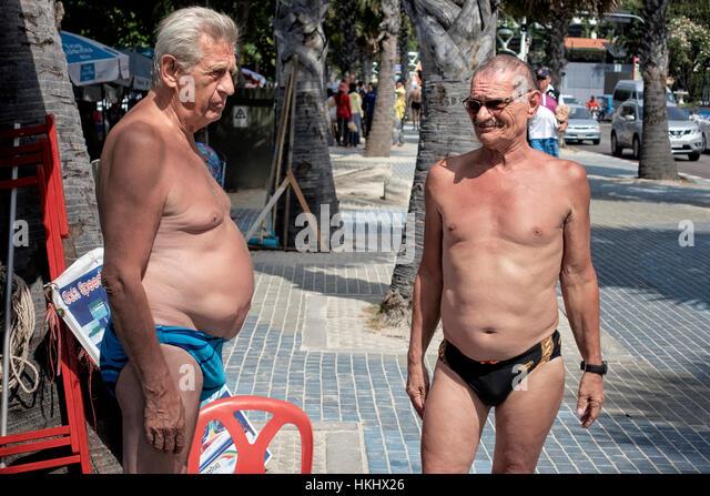 Mature men in speedo galleries