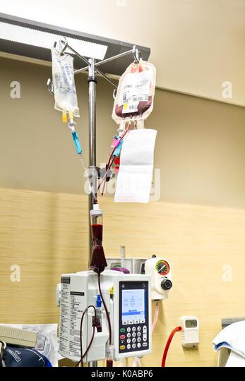 Pediatric Hospital Room Vertical Image