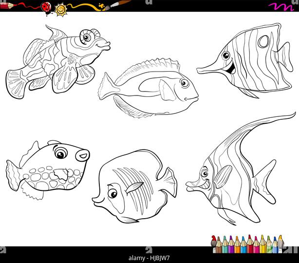 regal tang coloring pages - photo#16