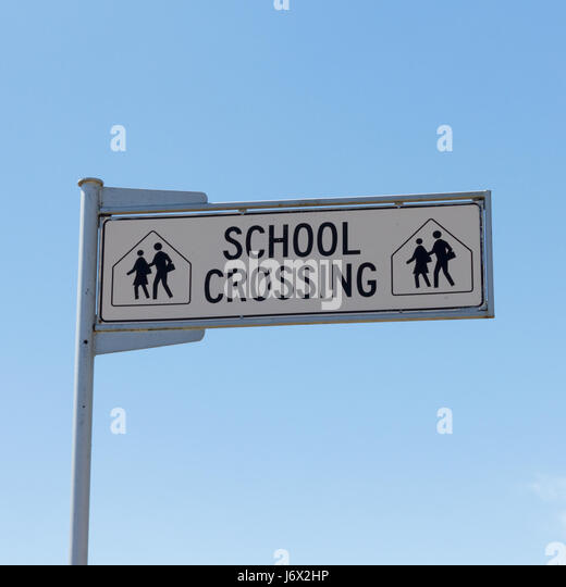 School Crossing Stock Photos & School Crossing Stock ...