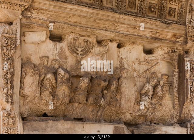Titus jerusalem stock photos