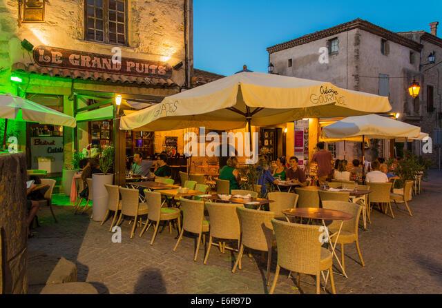 restaurant carcassonne
