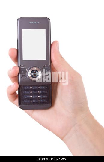 Fist mobile phone