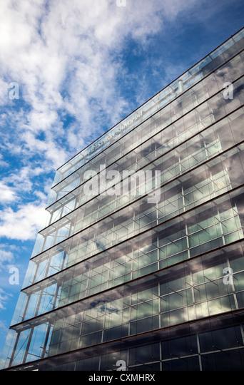 Helsinki Sanomat Building Stock Photos & Helsinki Sanomat Building Stock Images - Alamy