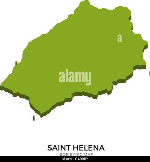 Saint Helena Map Stock Photos Saint Helena Map Stock Images Alamy